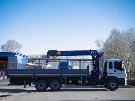 Манипулятор Isuzu 20 тонн