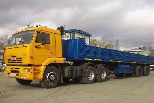 Длинномер Камаз 20 тонн / 12 м